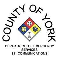 York County 911