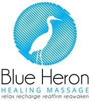 Blue Heron Healing Massage