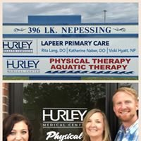 Lapeer Aquatic Physical Therapy- Hurley Medical Center