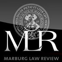 Marburg Law Review