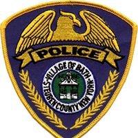 Bath Village Police Department