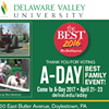 A-Day at Delaware Valley University thumb