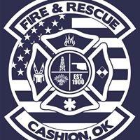 Cashion Fire Department