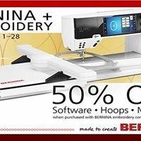 Bernina Sewing Centers KC