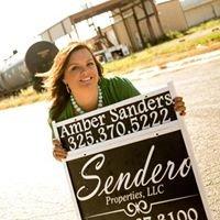 Amber Sanders, Realtor at Sendero Properties LLC