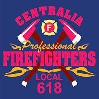 Centralia Fire Fighters IAFF Local 618