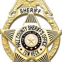 Hall County Sheriff's Office- Texas