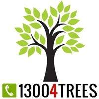 1300 4 TREES