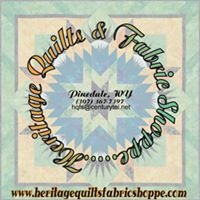 Heritage Quilts & Fabric Shoppe
