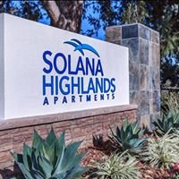 Solana Highlands Apartment Homes - Solana Beach, CA