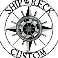 Shipwreck Custom Drums