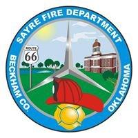 Sayre Fire Department