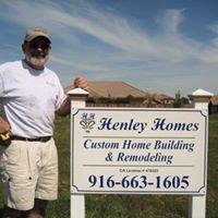 Henley Homes, Inc.
