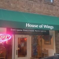 Clucker's House of Wings