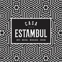Casa Estambul / Arte • Mezcal • Mixología • Cocina