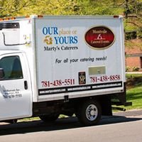 Martys Caterers