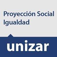 Proyección Social e Igualdad. Universidad de Zaragoza
