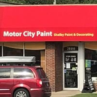 Motor City Paint - Shelby Paint & Decorating