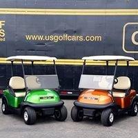 US Golf Cars