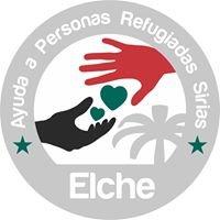 Ayuda a Personas Refugiadas Sirias - Elche.