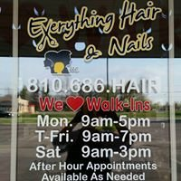 Everything Hair & Nails