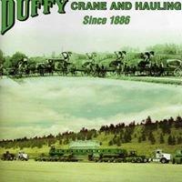 Duffy Crane & Hauling, Inc.