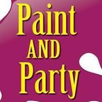 Paint and Party