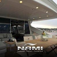 Nami - Luxury Yacht Charter