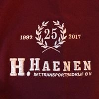 H. Haenen BV Internationaal Transportbedrijf