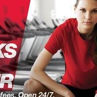 Jetts 24 hour fitness McDowall