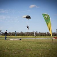 Queensland Parachuting Association - NQPC and SQPC