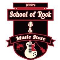 Nick's School of Rock & Music Store