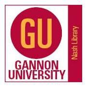 Gannon University's Nash Library & Student Learning Commons