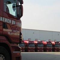 P. Daemen Internationaal transport, Maasbree.