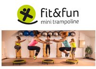 Fit & Fun mini trampolin Hrvatska