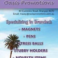 Oasis Promotions Bundaberg