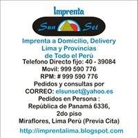 Imprenta a Domicilio por telefono o internet Lima Peru