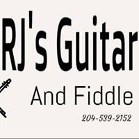 RJ's Guitar & Fiddle