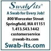 Swab-its Foam Swabs