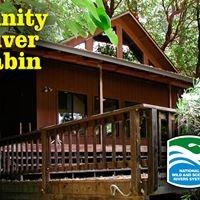 Trinity River Cabin
