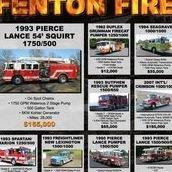 Fenton Fire Equipment