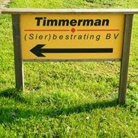 Timmerman Sierbestrating BV