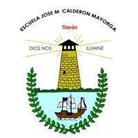 Escuela José María Calderón Mayorga    Pagina Oficial