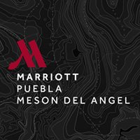 Marriott Puebla Hotel Mesón del Ángel
