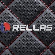 Rellas ART Δερμάτινες Ταπετσαρίες-Πατάκια