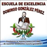 Escuela Domingo González Pérez