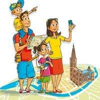 Plan du Touriste - Strasbourg