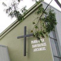 Parroquia San Rafael Arcángel de Desamparados