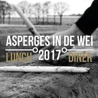 Asperges in de Wei  Breda-Prinsenbeek