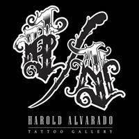 Harold Alvarado Tattoo Gallery